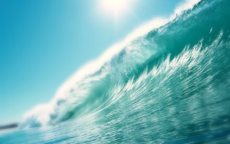 A Tidal Wave in the Sea