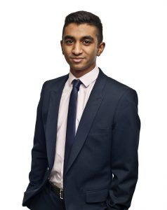 A trainee accountant at our Daventry branch